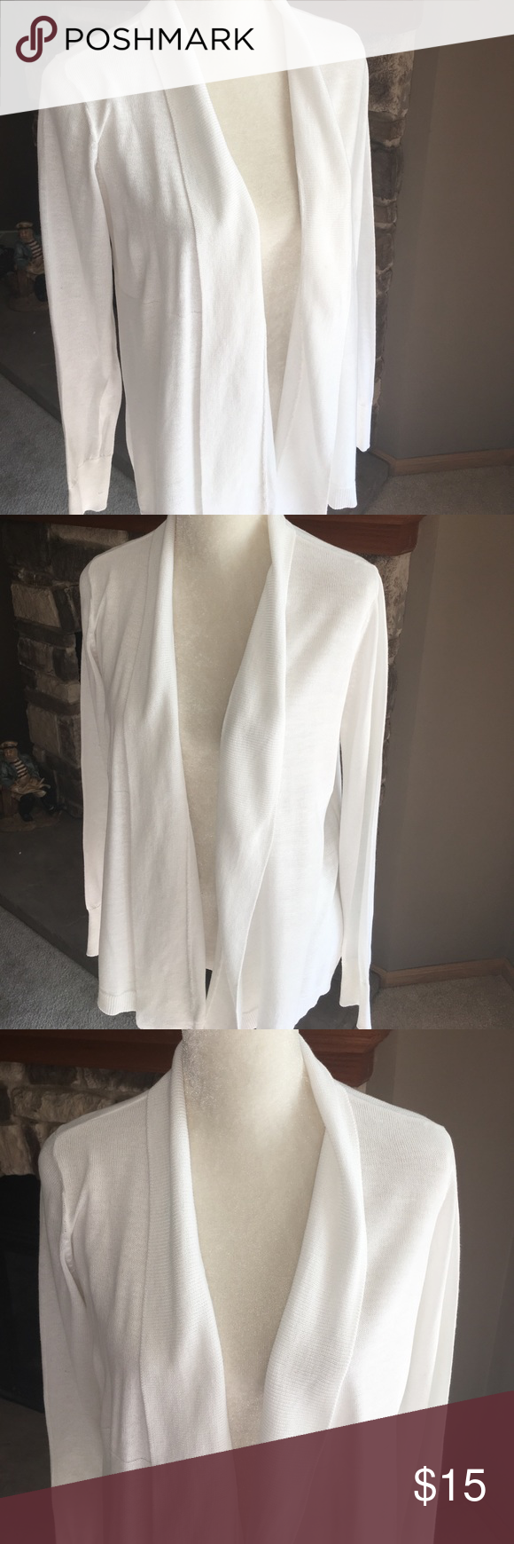 Liz Claiborne classic cardigan sweater | Liz claiborne and White ...