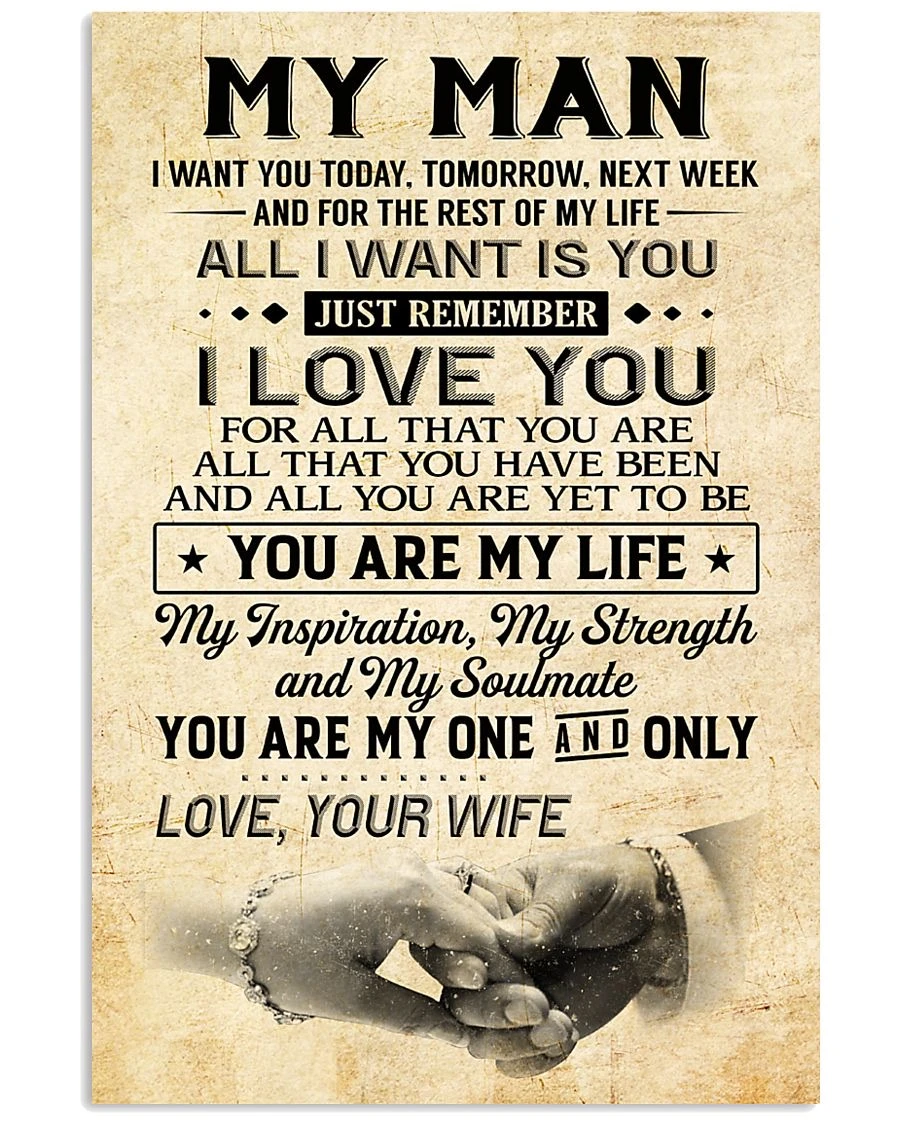 Next Week for The Rest of Life All I Want is You I Love You and I Will Forever Be Your Husband Tomorrow to My Destiny I Want You Today Valentines Gifts for Her Funny Necklace
