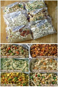 6 instant meals on the go meals camping and dinners 6 instant meals for camping and backpacking lightweight and portable just add boiling water forumfinder Gallery