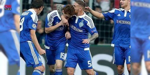 Dinamo Kiev deplasmanda çok rahat : Beşiktaşın UEFA Şampiyonlar Ligindeki rakibi Dinamo Kiev Ukrayna Premier Liginin 16. haftasında deplasmanda Volynyi 4-1 yendi.  http://www.haberdex.com/turkiye/Dinamo-Kiev-deplasmanda-cok-rahat/99268?kaynak=feed #Türkiye   #Dinamo #Ligi #deplasmanda #Kiev #Premier