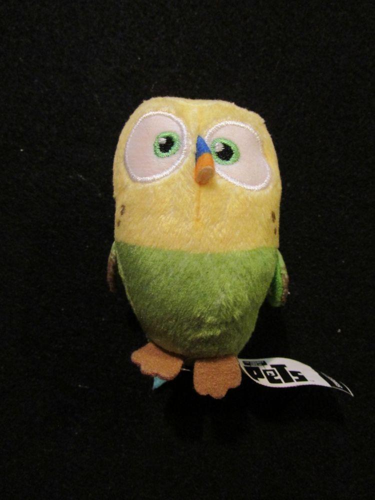 Sweetpea Parakeet The Secret Life Of Pets Mcdonald S Happy