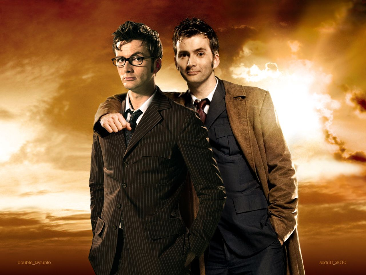 Desktop Wallpaper And Icons Update David Tennant Doctor Who