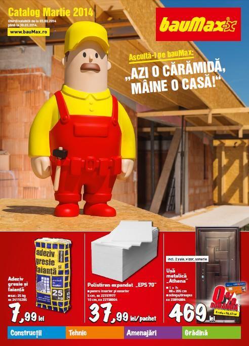 Catalog Baumax Martie 2014 Catalog Az