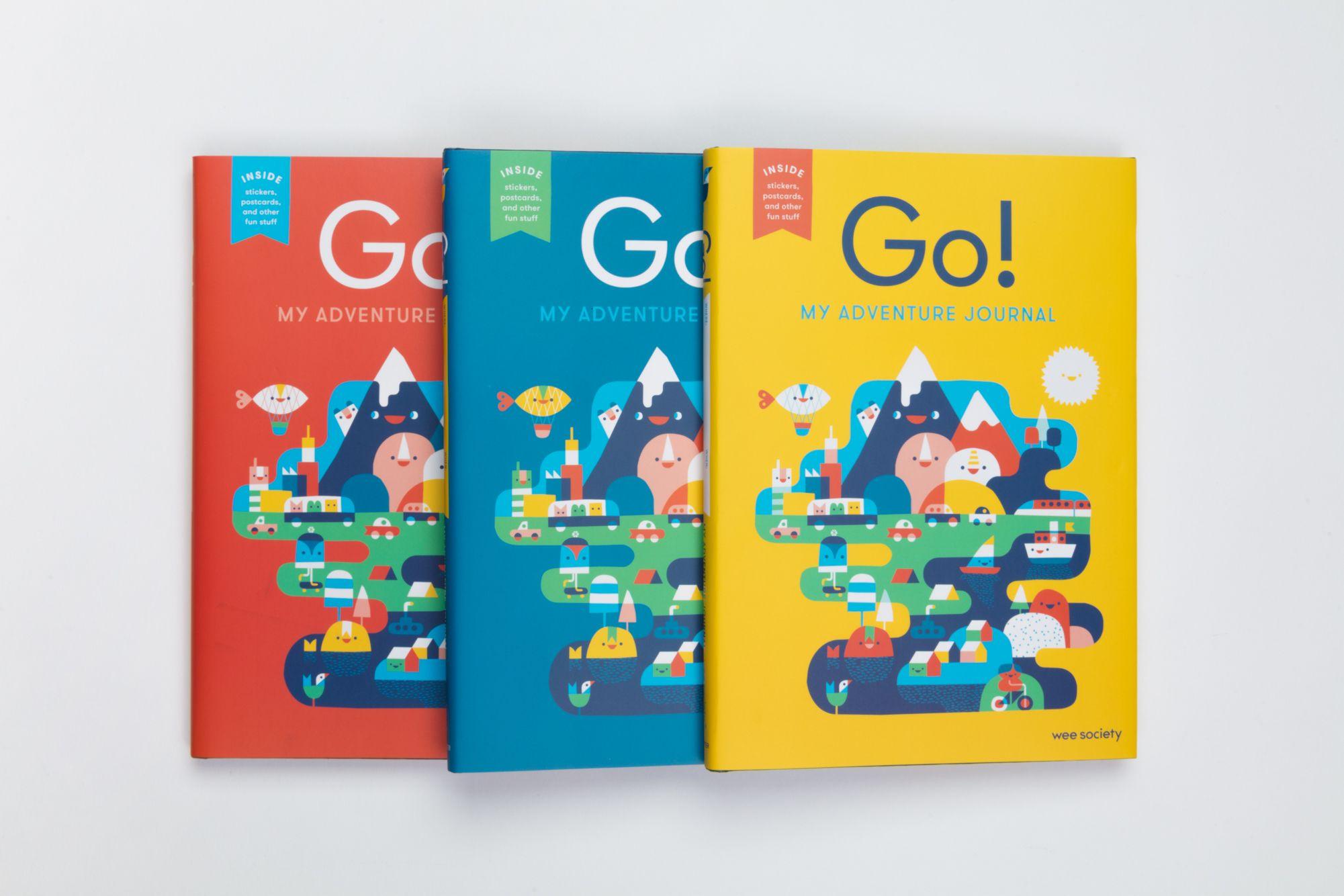 Go Red By Wee Society 9781524763022 Penguinrandomhouse Com Books Book Design Kids Activity Books Booklet Design