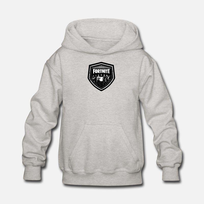 882718b6 Fort-nite Kids' Hoodie - heather gray in 2019 | FORTNITE | Custom clothes,  Hoodies, Newsletter subscription