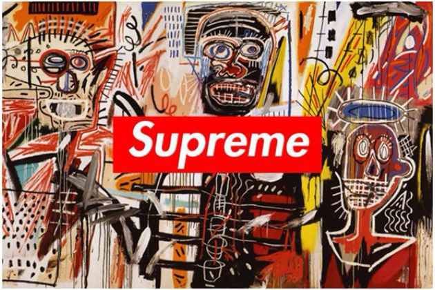 Supreme Teases Jean-Michel Basquiat Collaboration For Spring/Summer 2013
