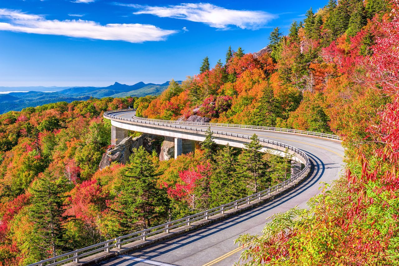 The best stops on the Blue Ridge Parkway