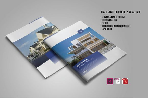 Real Estate Catalogue  Brochure By Leparte On Creativework
