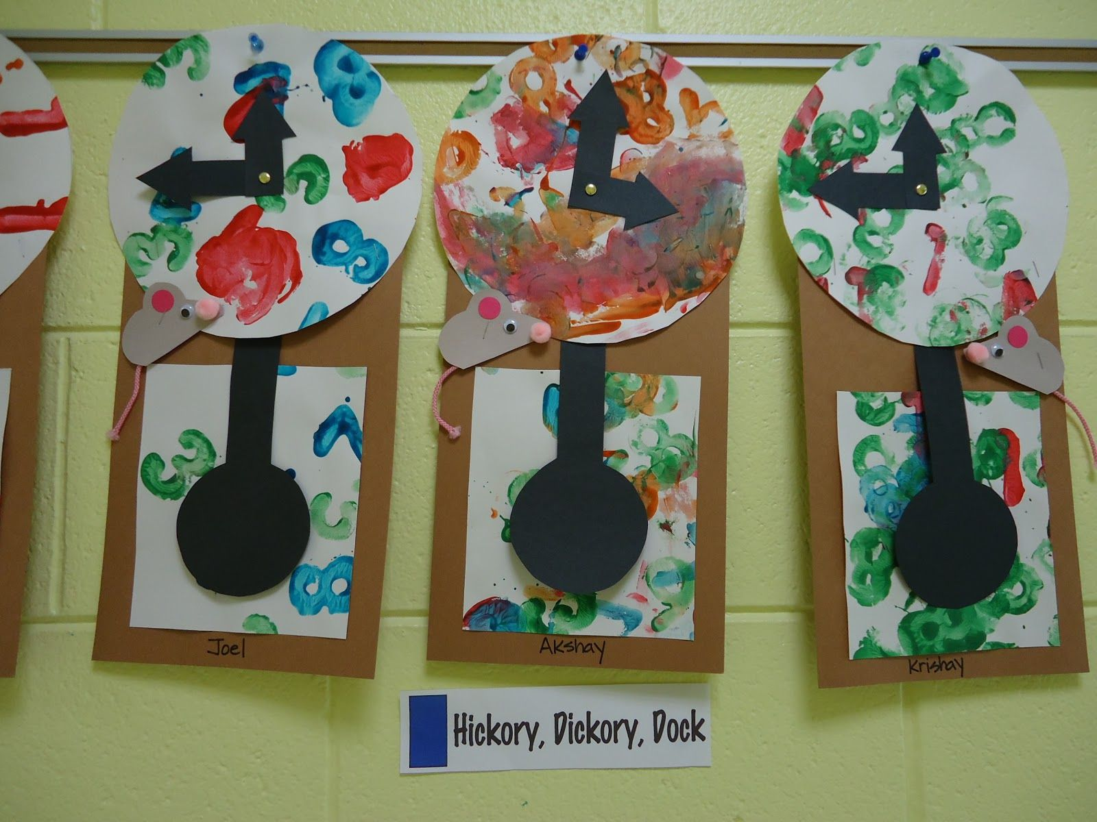 Learning Colors And Shapes Through Nursery Rhymes And