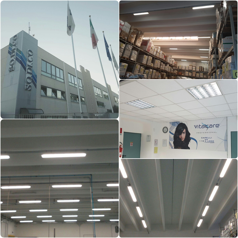 So.di.co - Relamping BM Impianti - Illuminazione Led