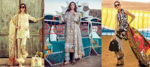 Latest Pakistani Lawn Brands Designer Dresses Collections 2018 is part of lawn Design Pakistani - Top Pakistani Lawn Brands Designer Dresses Collections 201819 consists of latest designs by famous brands of Pakistan like elan, rungrez, cross stitch, etc