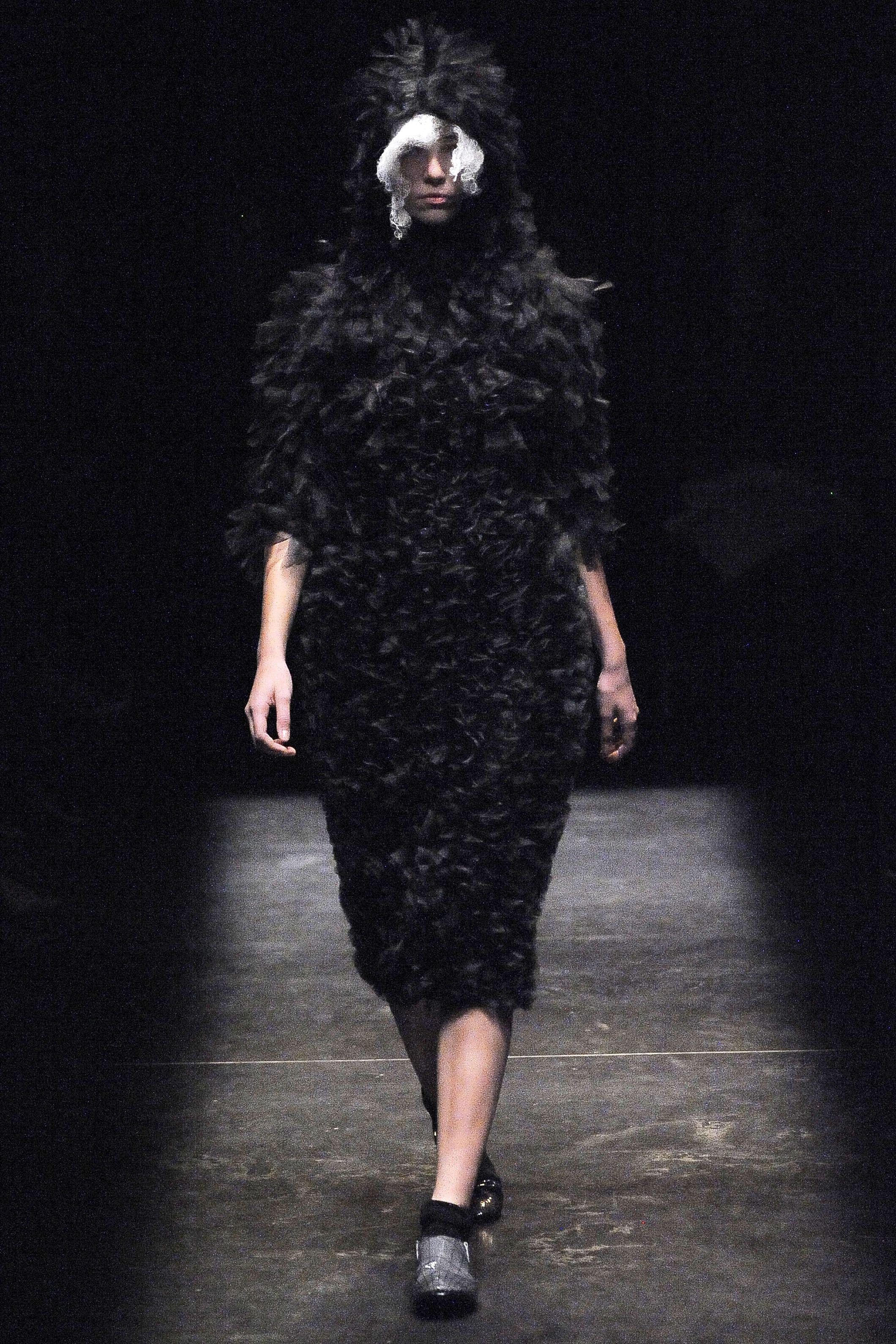 Sfilata Comme des Garçons Parigi - Collezioni Primavera Estate 2009 - Vogue