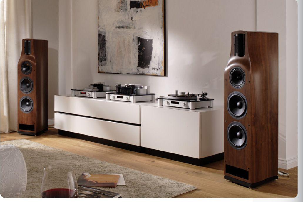 wohnen11 audio system pinterest lautsprecher tv m bel und technik. Black Bedroom Furniture Sets. Home Design Ideas