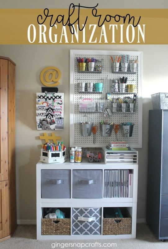 Craft Room Organization images