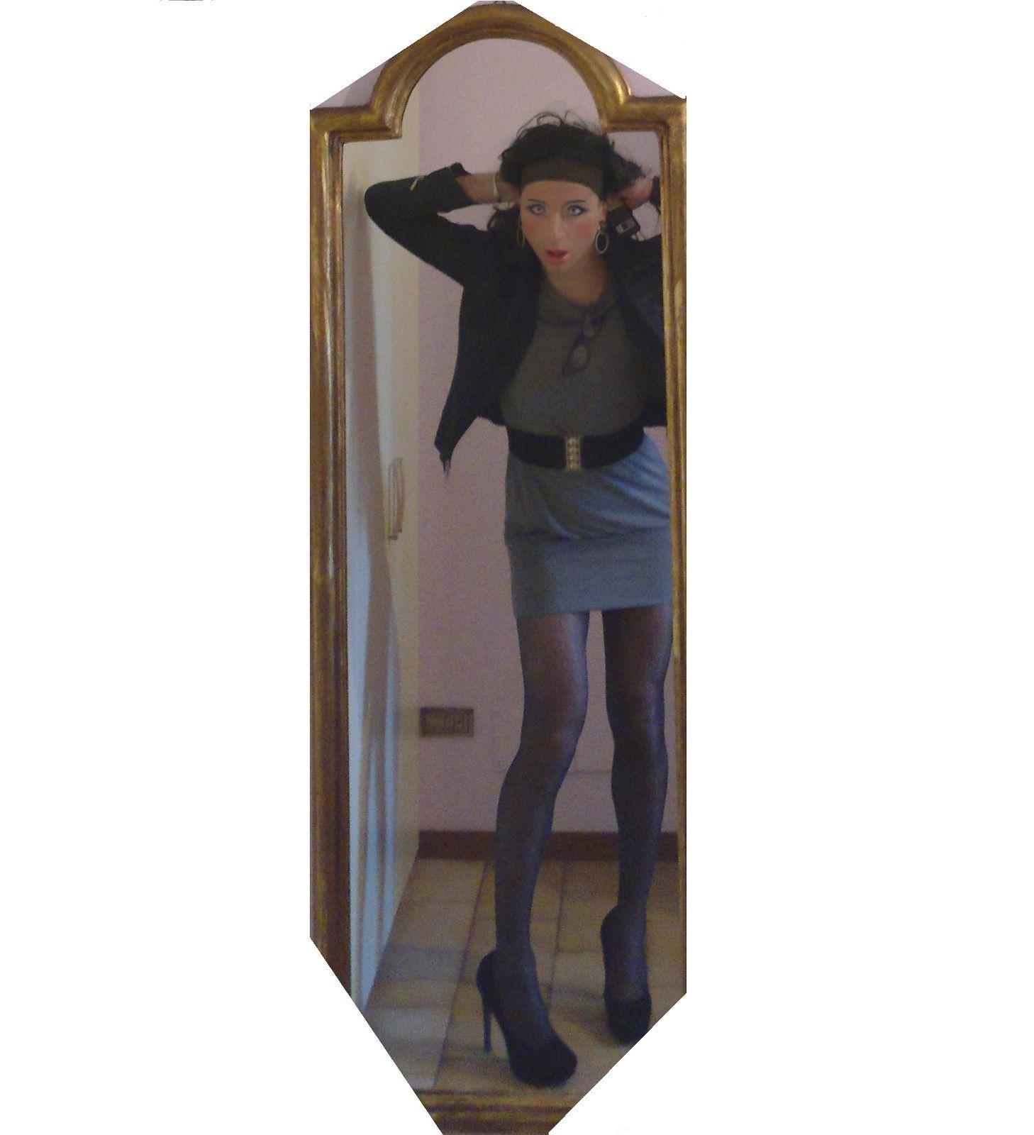 ME FINALLY pantyhose tights hosiery stockings nylon transgender t ...