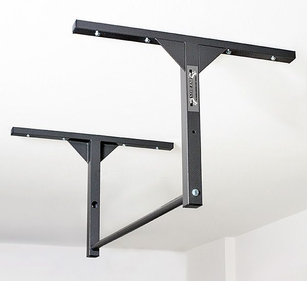 Awesome Pull Up Bar for Garage