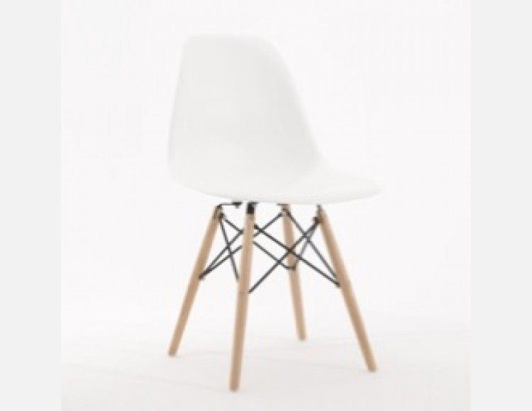 Eiffel Chair With Wooden Legs Wooden Dining Chairs Modern