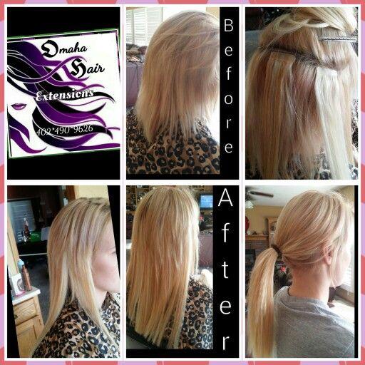 Vintage Wedding Dresses Omaha Ne: Pin On Omaha Hair Extensions Before'n Afters Omaha Hair