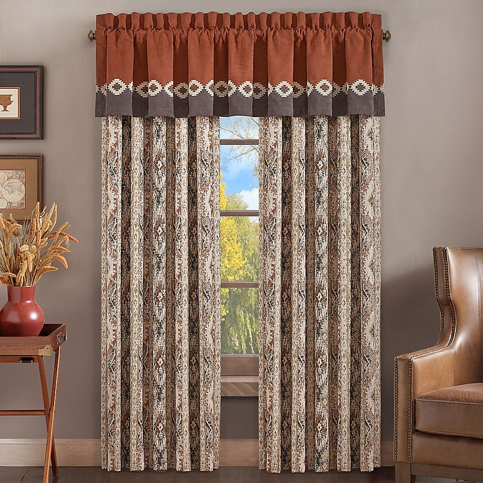 J Queen New York Brave Front 2 Pack 84 Inch Rod Pocket Window Curtain In Rust In 2020 Orange Curtains Living Room Panel Curtains Rod Pocket Curtain Panels #rust #curtains #for #living #room