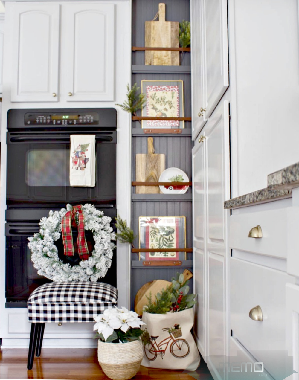 Don T Let Your Small Space Kitchen Go Pantry Less Try These Easy Diys Instead Built In Pantry Pantry Cabinet Kitchen Pantry Cabinets