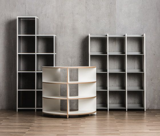 regalsysteme aufbewahrung carpon mocoba klaus kiefer check it out on architonic