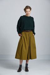 kowtow - 100% certified fair trade organic cotton clothing - Things In Common Culottes