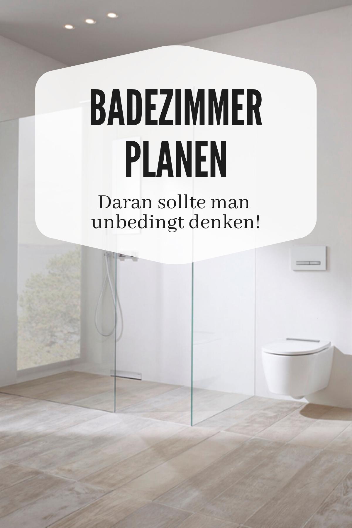 Neues Bad Planen Ideen Und Tipps Fur Kleine Badezimmer Lavendelblog In 2020 Badezimmer Planen Neues Badezimmer Kleine Badezimmer