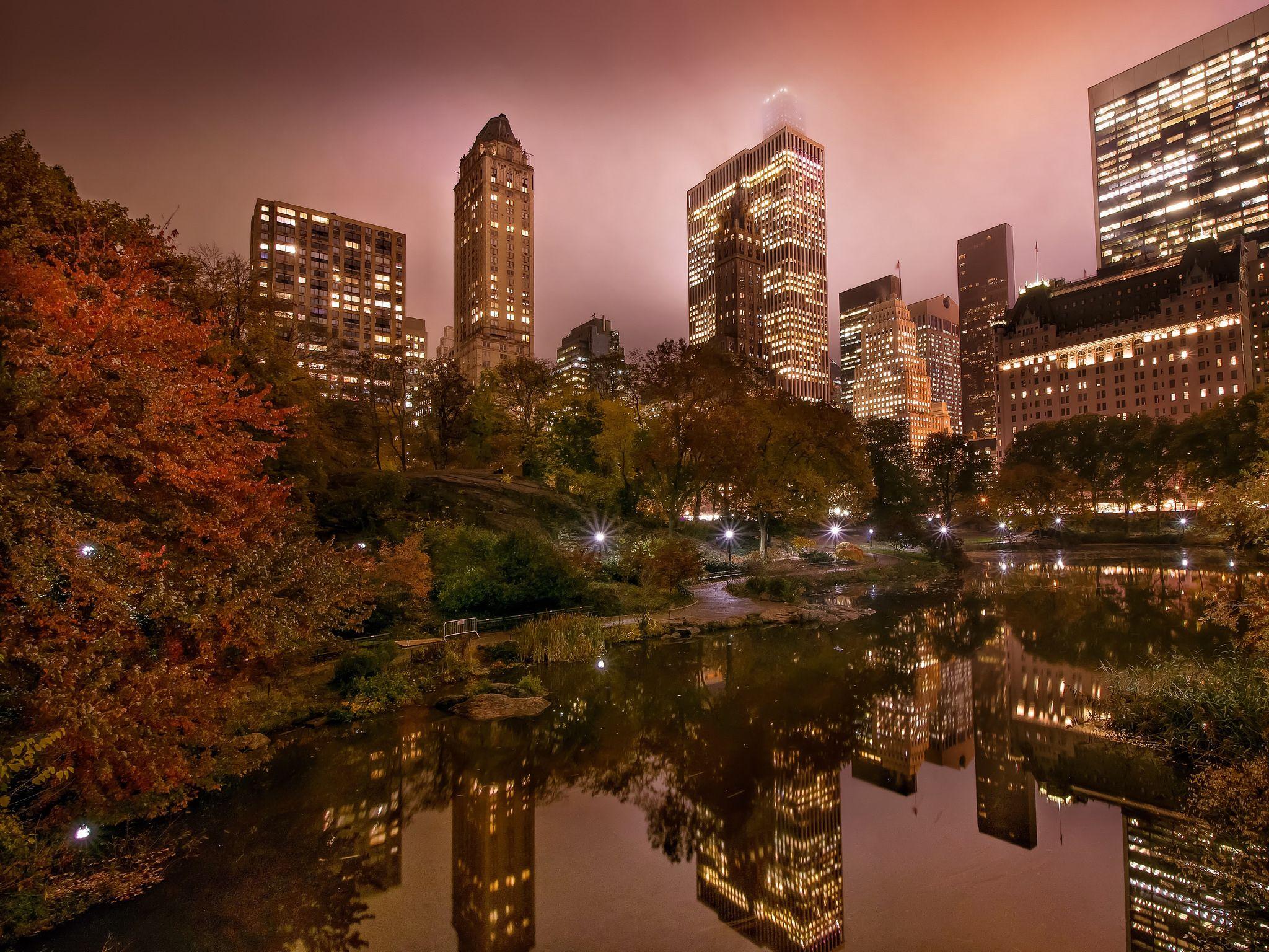 """Central park New York City [2048x1536] Photo by Karin"