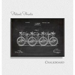 Multicycle 1900 Patent Print