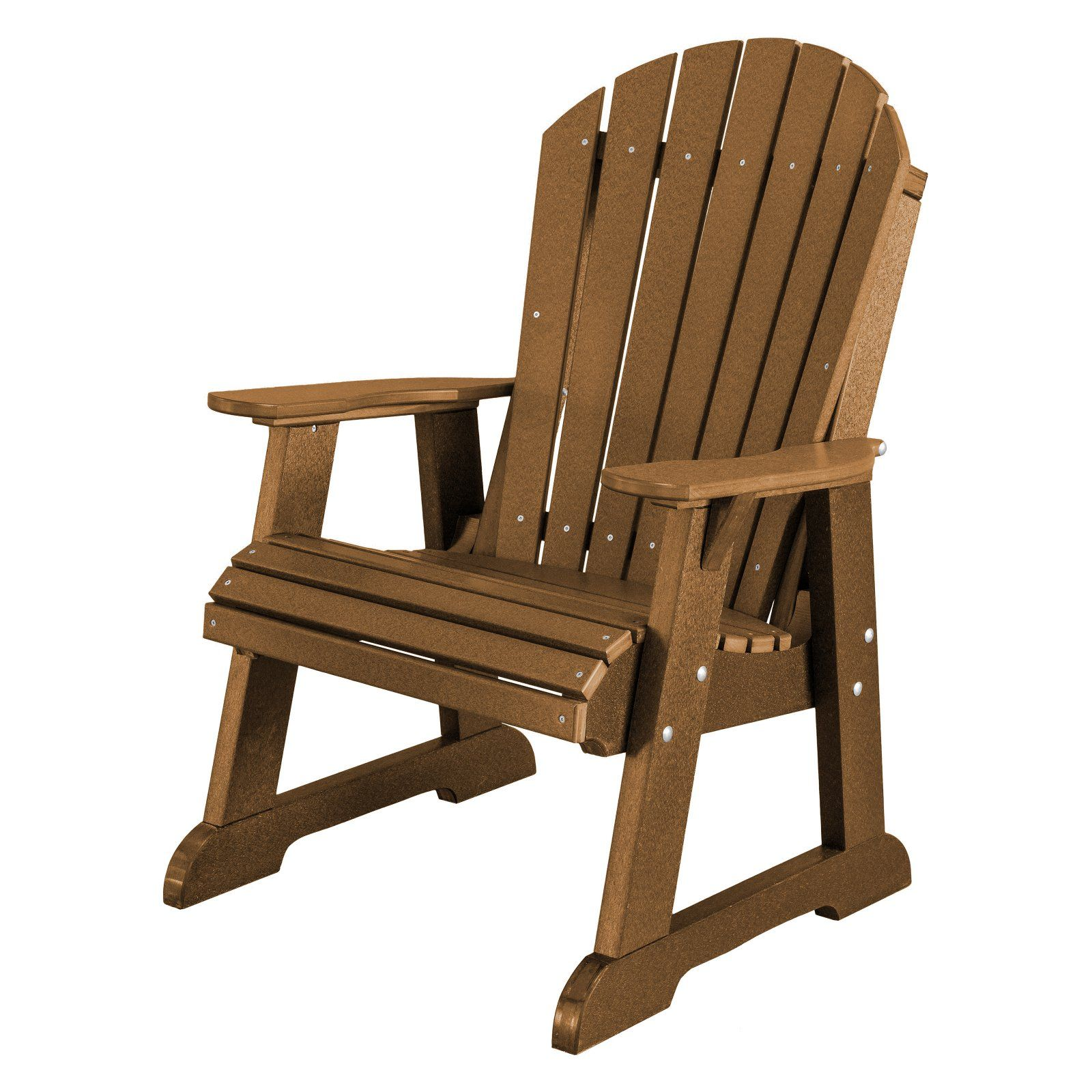 Superb Outdoor Wildridge Heritage High Fan Back Adirondack Chair Andrewgaddart Wooden Chair Designs For Living Room Andrewgaddartcom