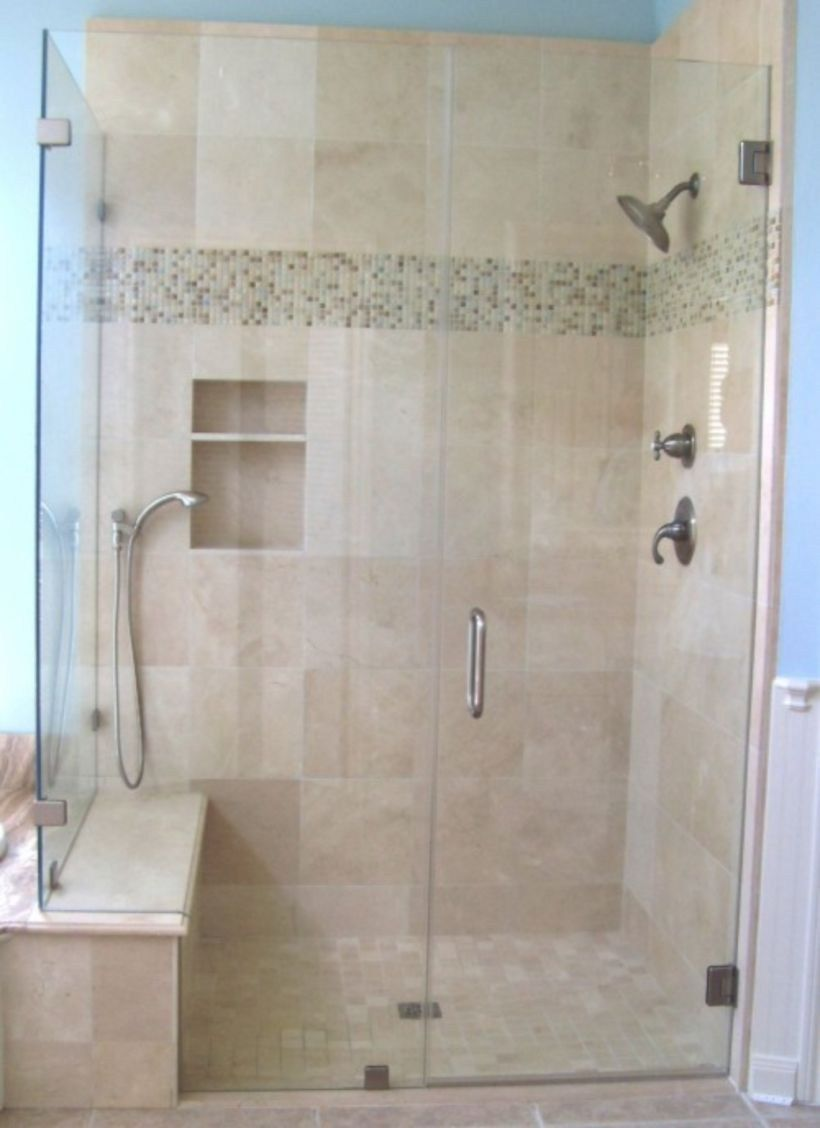 When You Pick A Frameless Shower Enclosure You Re Really Picking A