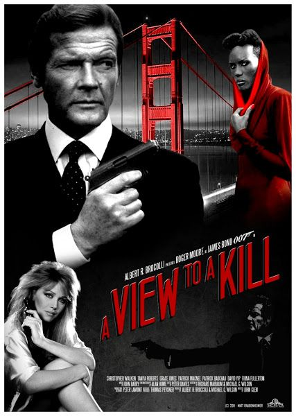 Click Image To Watch A View To A Kill 1985 Bond Movies Free