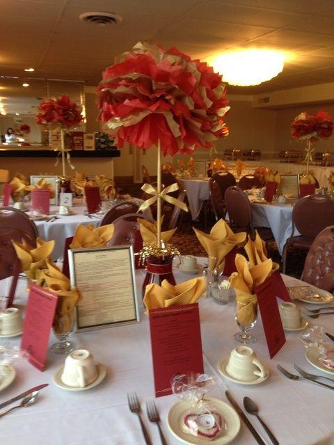 ruby anniversary wedding party ideas red gold saloon gold rush rh pinterest com