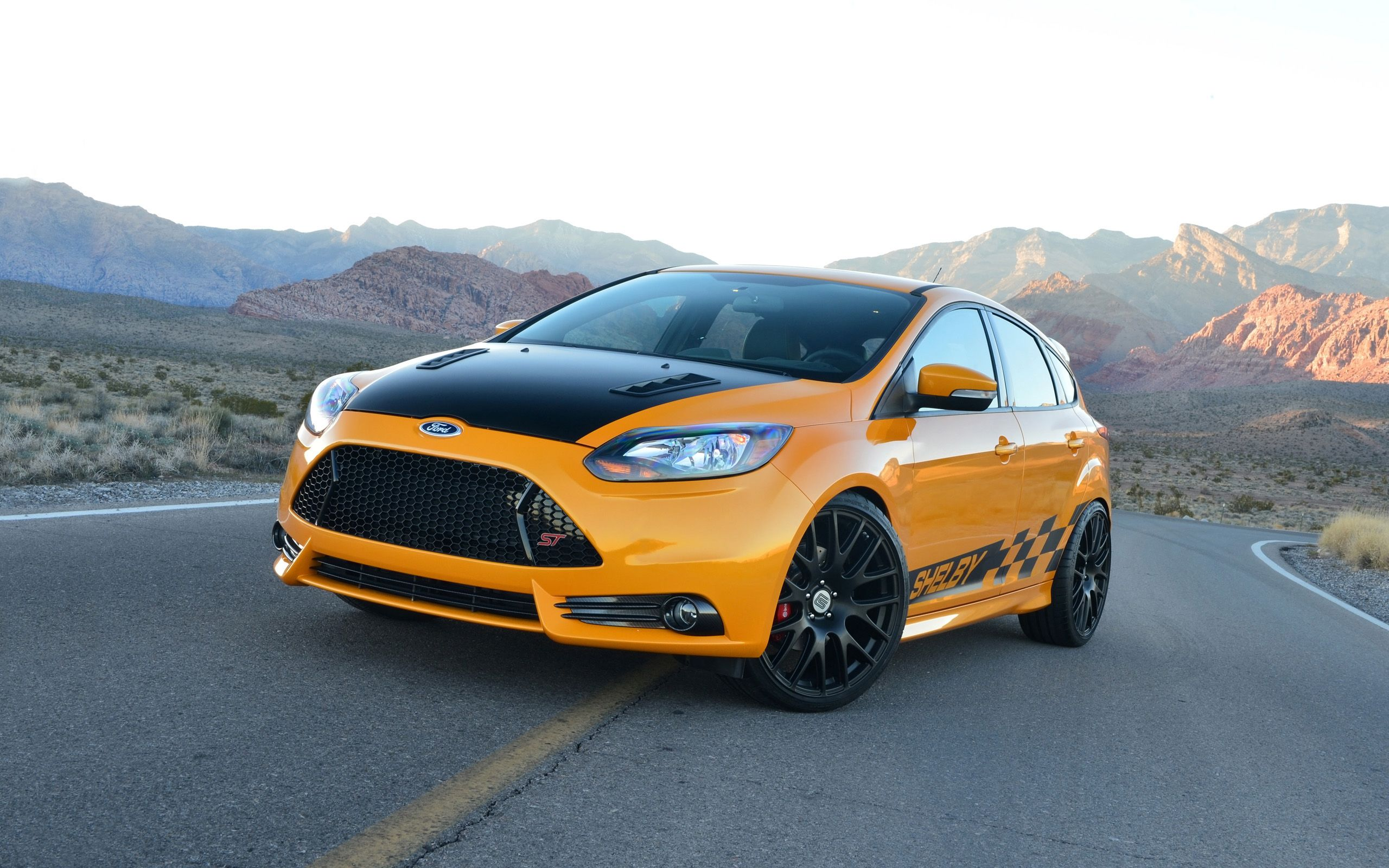 2014 ford focus st shelby | hd car wallpaper | ford focus st