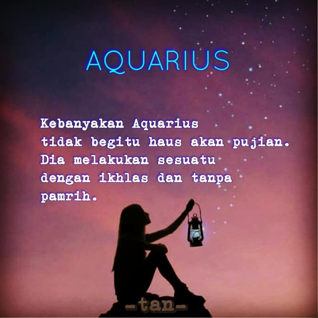 Tag Si Aquarius Aquarius Zodiakaquarius Ramalan Zodiak Zodiakharian Ramalanzodiak2019 Tag Si Aquarius Aq Zodiac Quotes Aquarius Quotes Aquarius