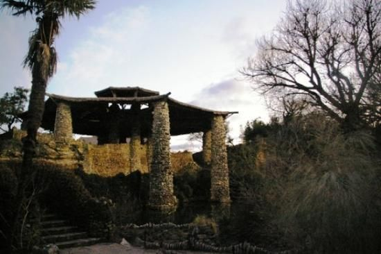 Japanese tea gardens - San Antonio