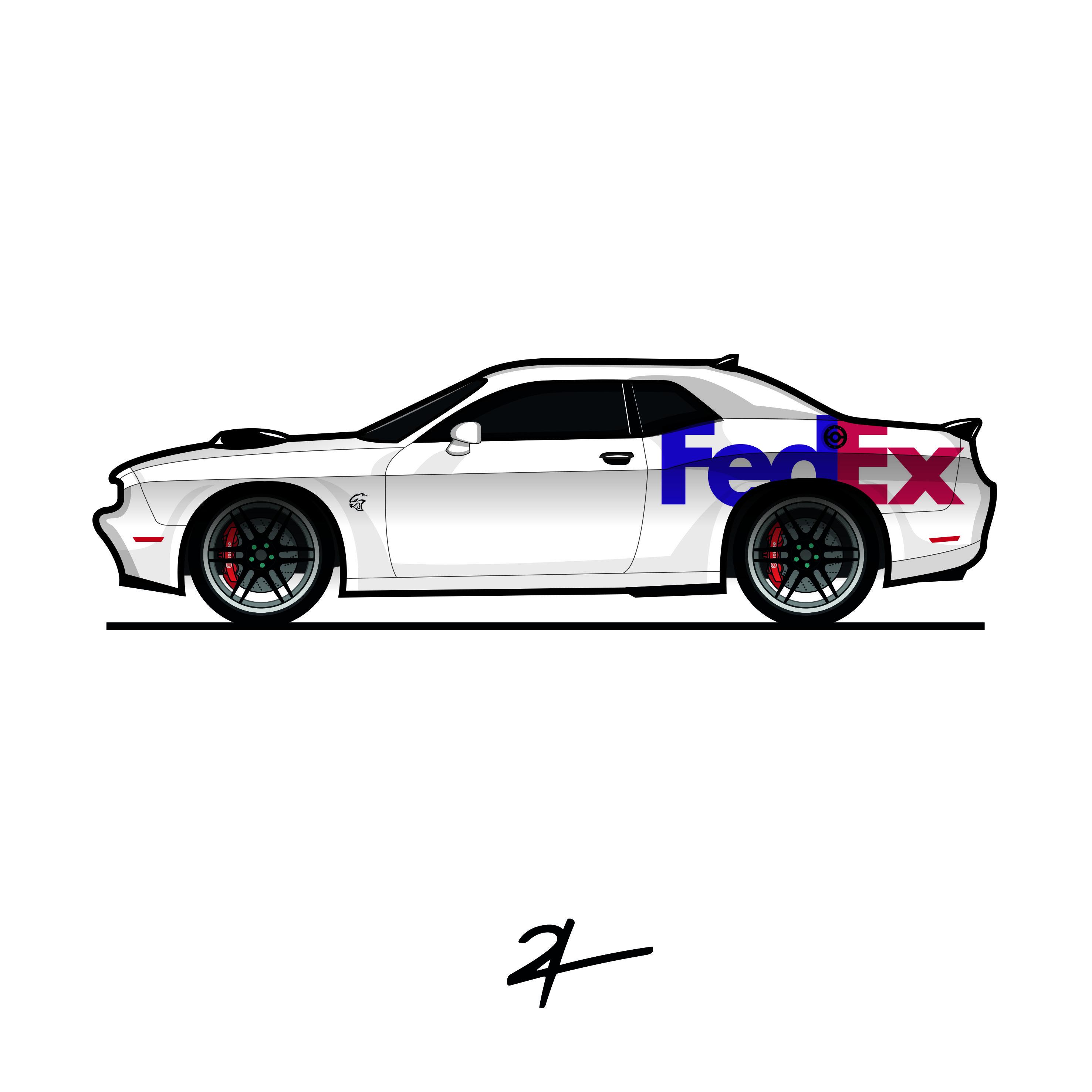 Streetwear Hypebeast Graphicdesign Logo Artwork Fedex