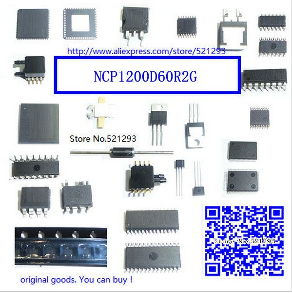 FREE SHIPPING 5piece NCP1200D60R2G SOP8 NCP1200D60 SOP 200D6 SMD - free sop