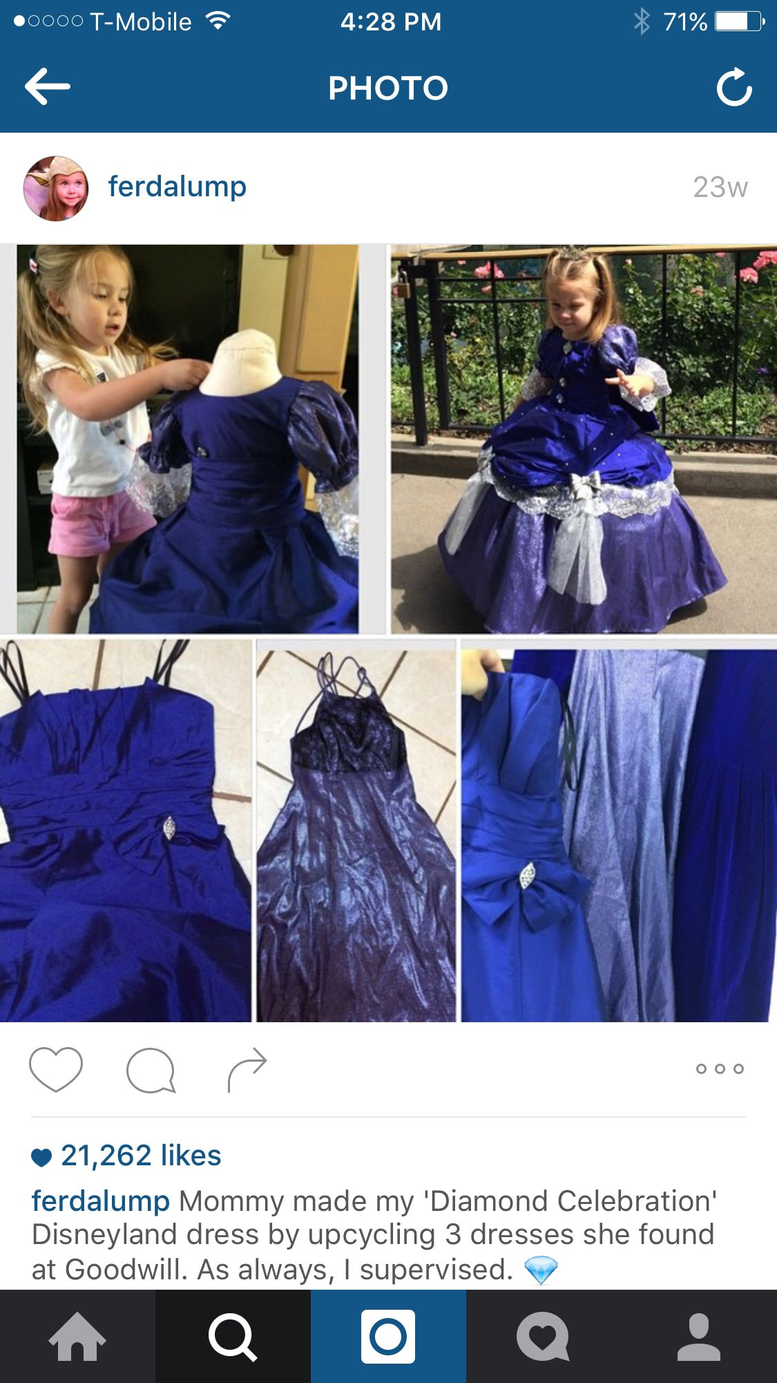 Lane Rouch Disney Lane Rouch Pinterest - Mother makes daughters dreams come true incredible disney costumes