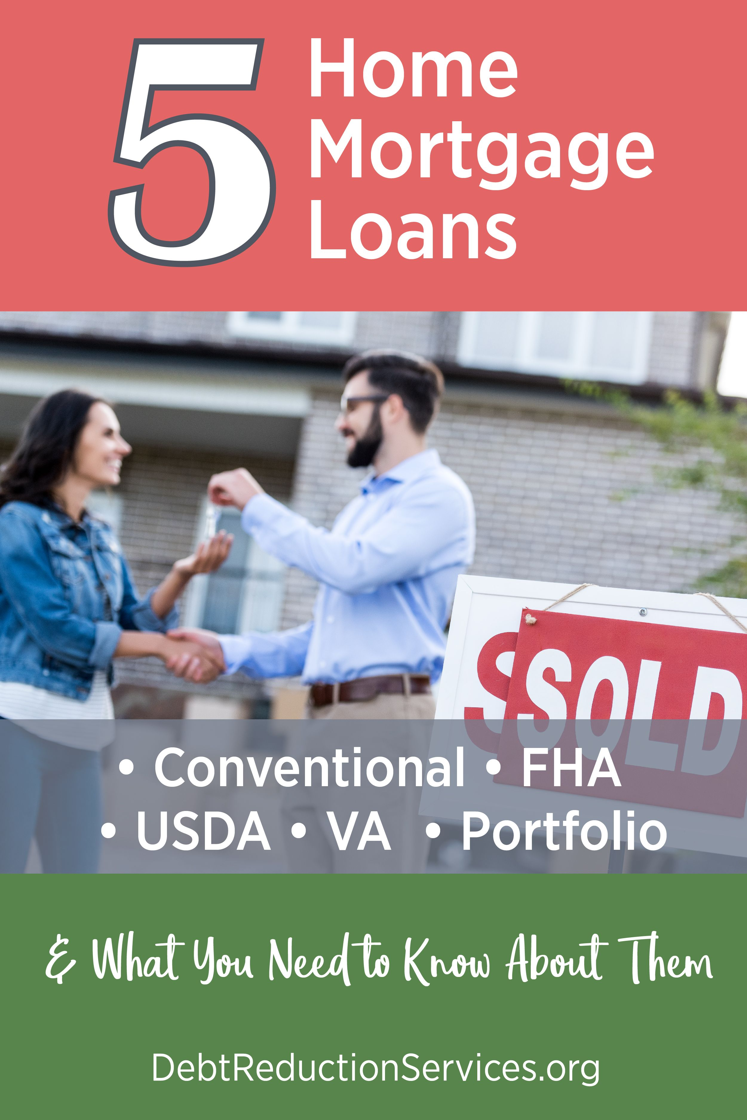 5 home mortgage loan options you should know with images