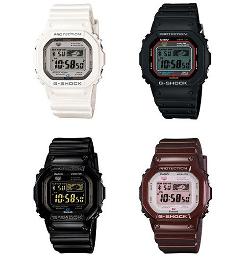 Casio G-Shock GB-6900AA And GB-5600AA Bluetooth-enabled Watches ... 138903b3542