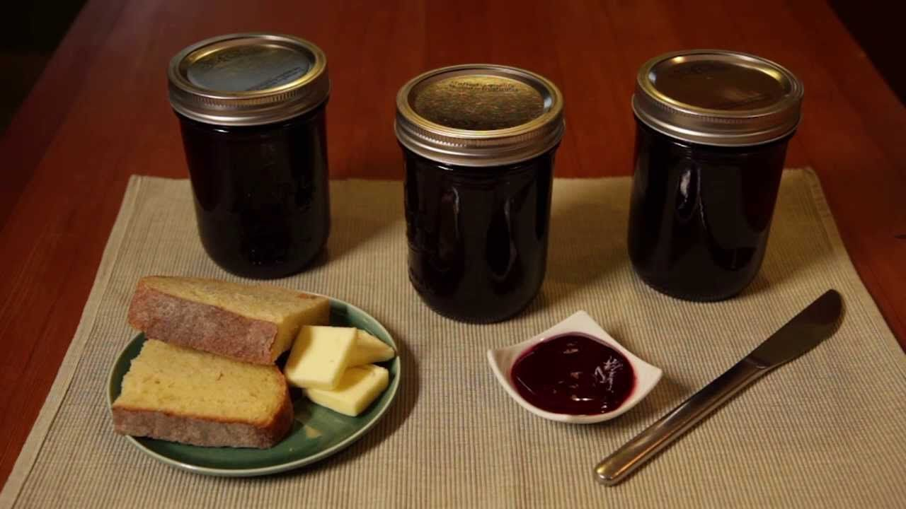 How to Can - Concord Grape Jelly Recipe