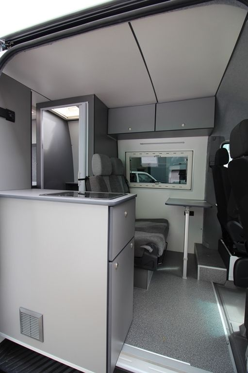 Werkstatt service berlin fahrzeug ausbau vw t5 umbau for Wohnmobil innendesign