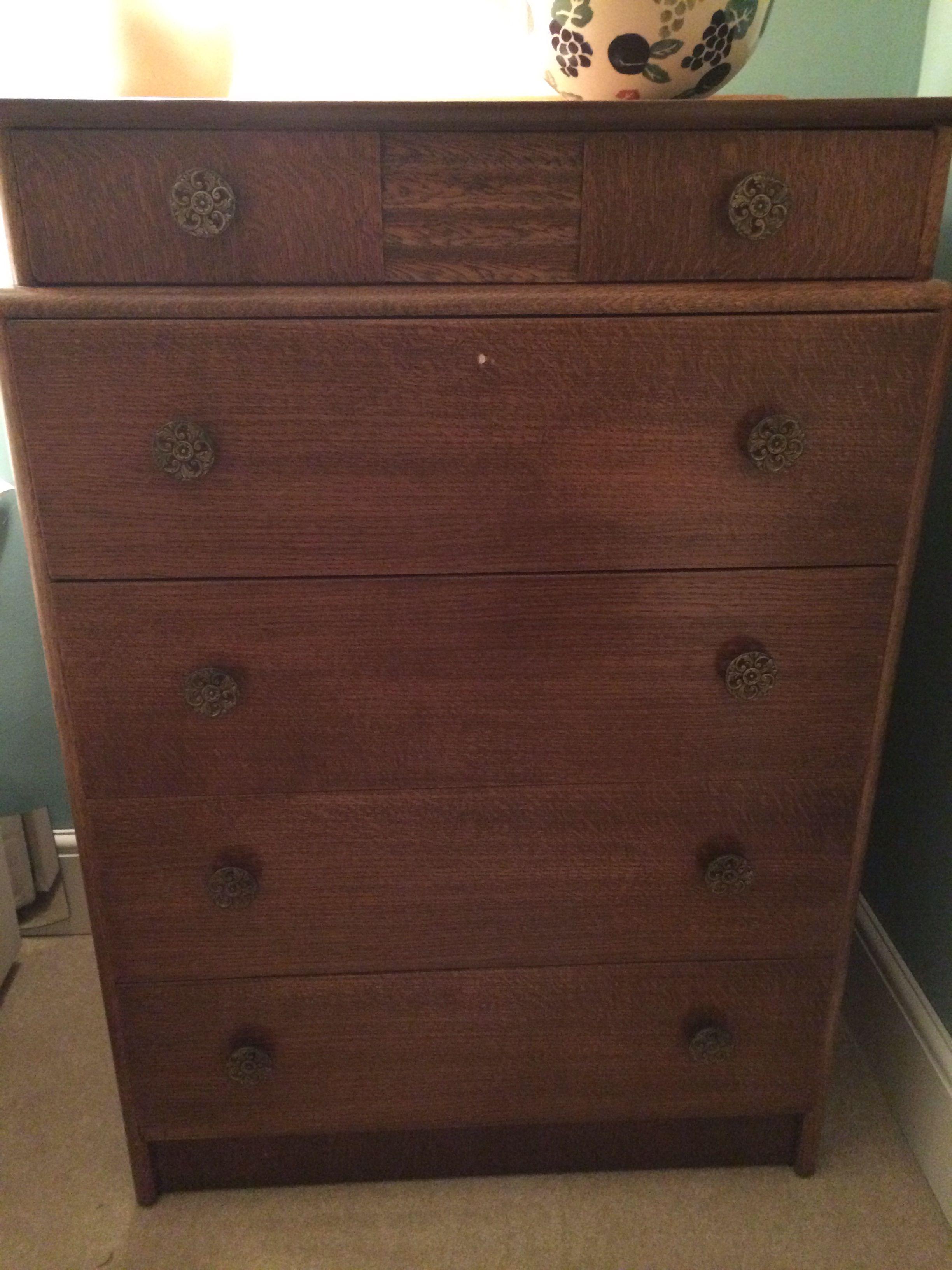 What to do where to but it inherited chest