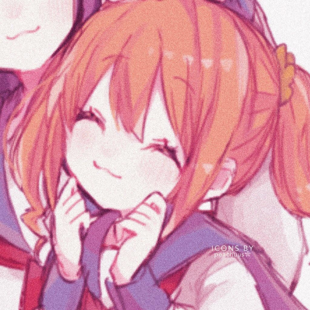 ʚ🍑ɞ┊@𝚙𝚎𝚊𝚌𝚑𝚞𝚞𝚜 ଓ  Anime art girl, Anime, Cute icons