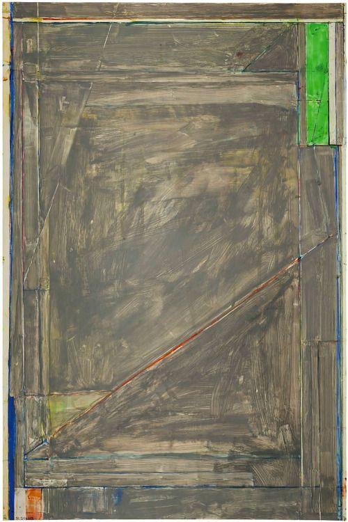 loverofbeauty:  Richard Diebenkorn: Untitled (Ocean Park) 1983
