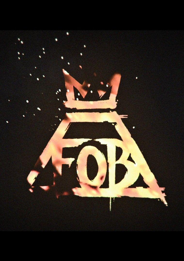 Ooh Cool Logo Fall Out Boy Fobs Cobra Starship