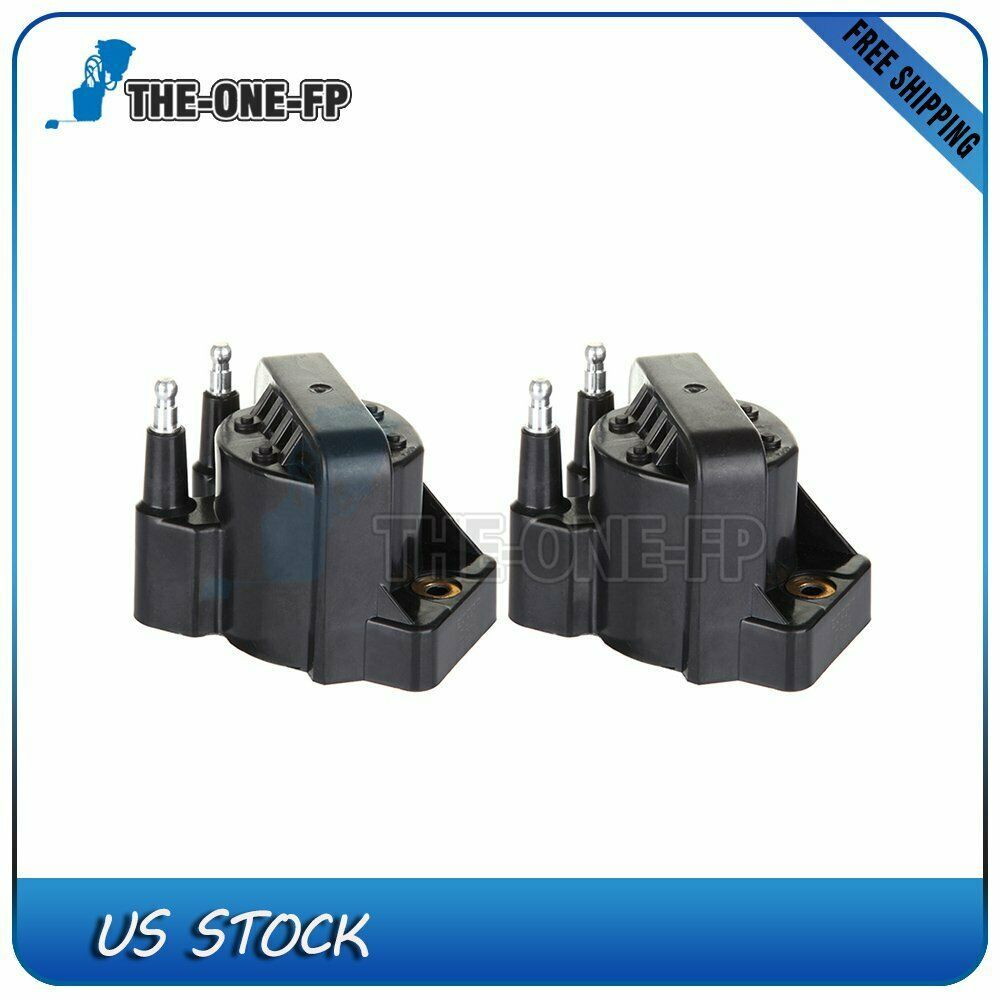 Ad eBay) Ignition Coil Kit Set of 2 for 05 06 07 08 09 BUICK