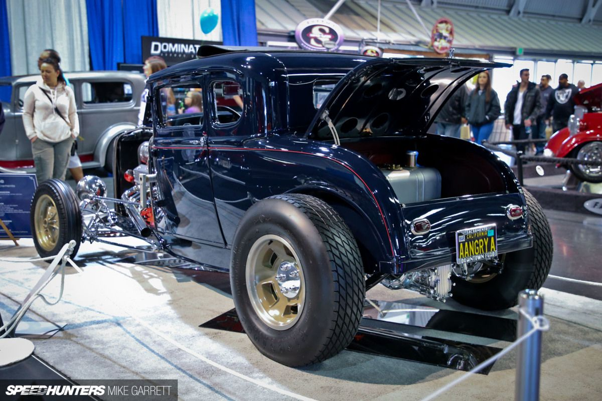 Old School Perfection: A Blown \'30 Ford | Hot Rods | Pinterest ...
