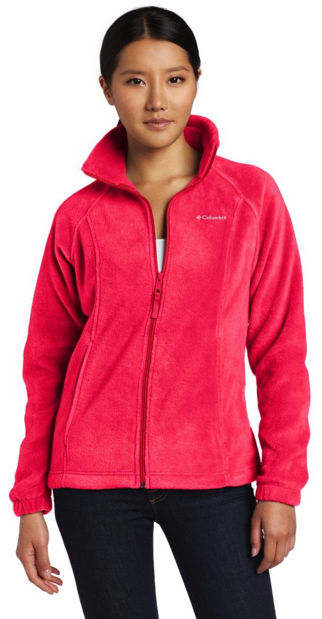 f79da66976275 Columbia Women's Benton Springs Full Zip Fleece Jacket | Style ...